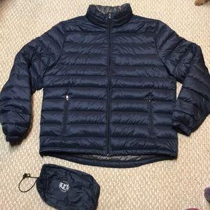 Michael Kors puffer winter coat -XL-new cond.